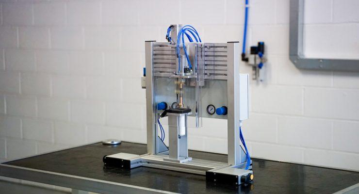 GP50-S Semi-Automatic Piston Insertion System
